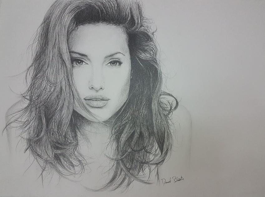 Angelina Jolie by eyes94